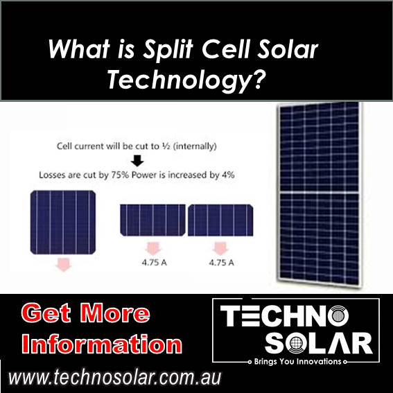 WHAT IS SPLIT CELL SOLAR TECHNOLOGY?